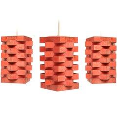 Pendant Lamps by Niels Esmann and Hans C. Jensen