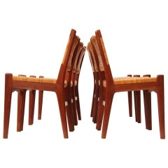 Dining Chairs by Hans J. Wegner