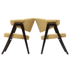'A' Frame Armchairs by Edward Wormley