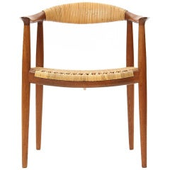 "The ""Round Chair"" by Hans J. Wegner"