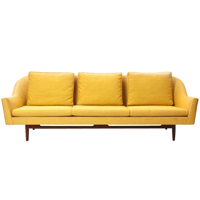 Sofa by Jens Risom For Sale