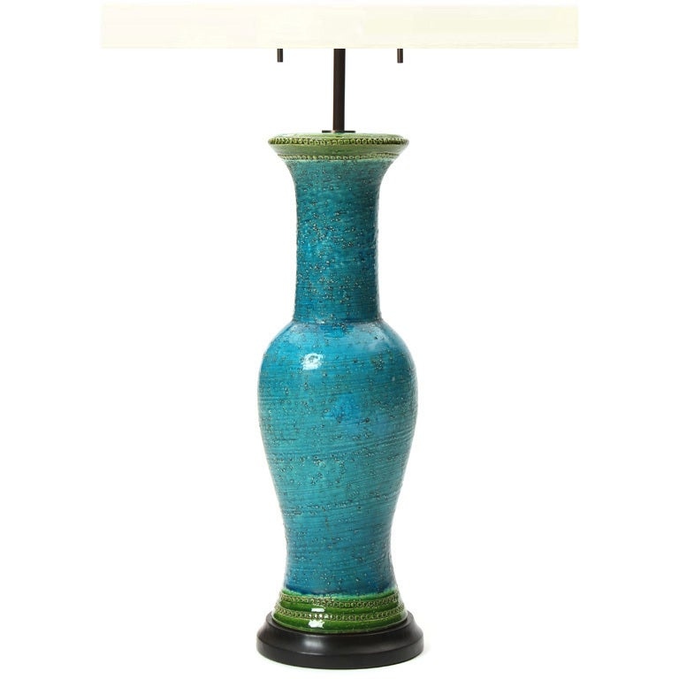 this blue ceramic table lamp is no longer available. Black Bedroom Furniture Sets. Home Design Ideas