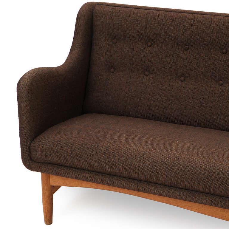 Skulpturales Sofa von Finn Juhl 6