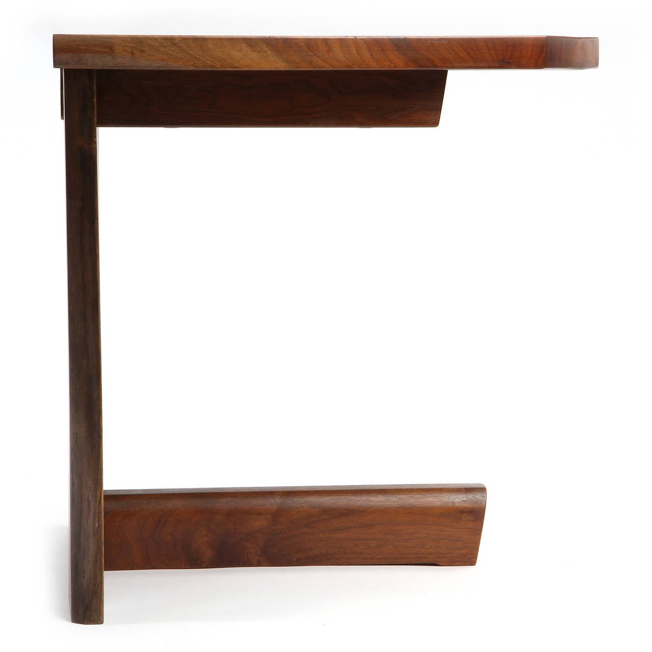 Unique end table by george nakashima image 2 for Unique end tables