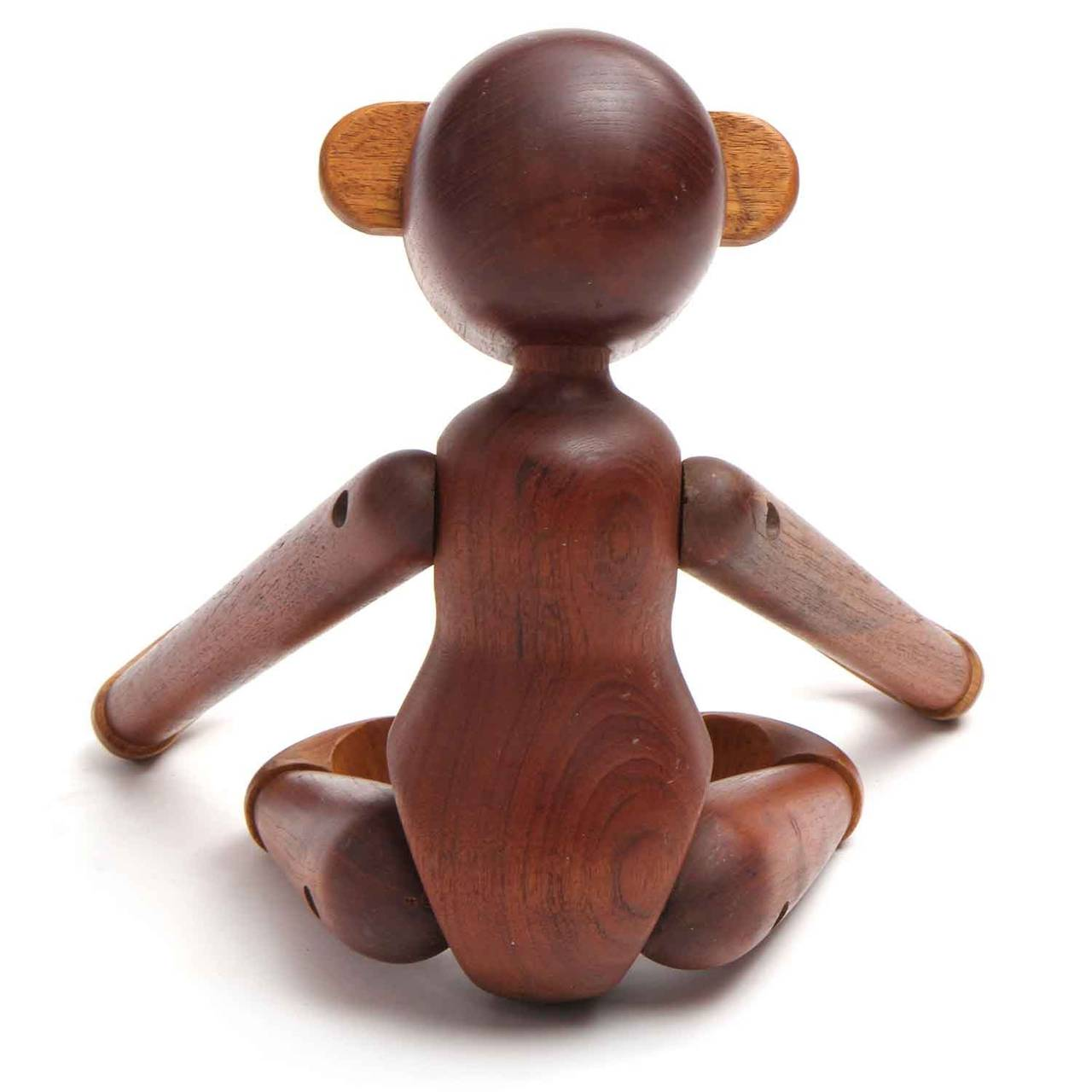 Articulated Monkey by Kay Bojesen In Good Condition For Sale In New York, NY