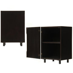 Pair of Nightstands by Edward Wormley