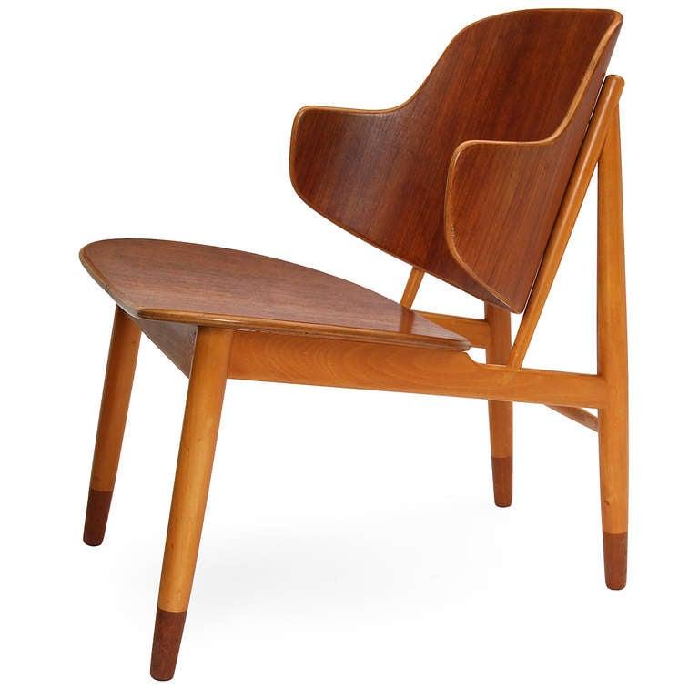 Lounge Chair by Ib Kofod-Larsen 3