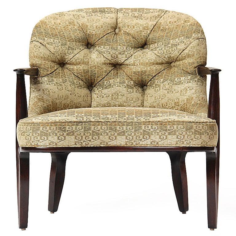 Janus Lounge Chair by Dunbar