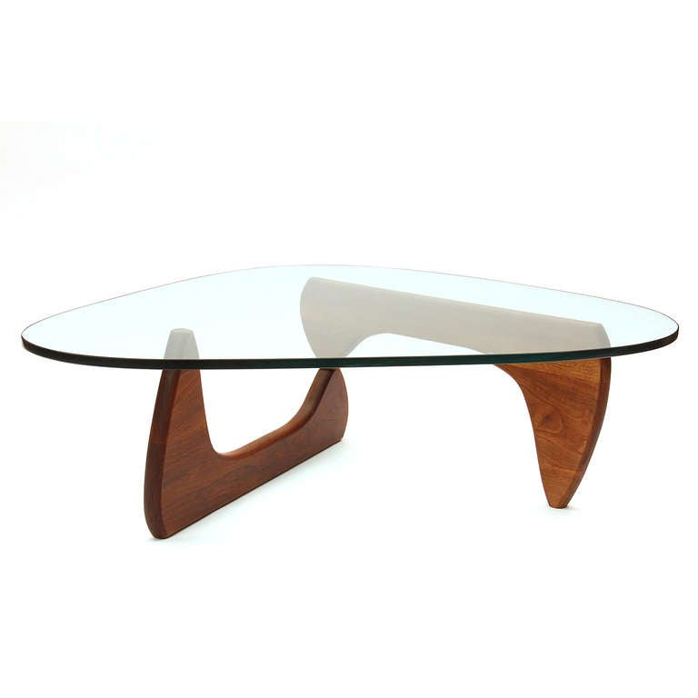 Mid-Century Modern IN-50 Low Table by Isamu Noguchi For Sale
