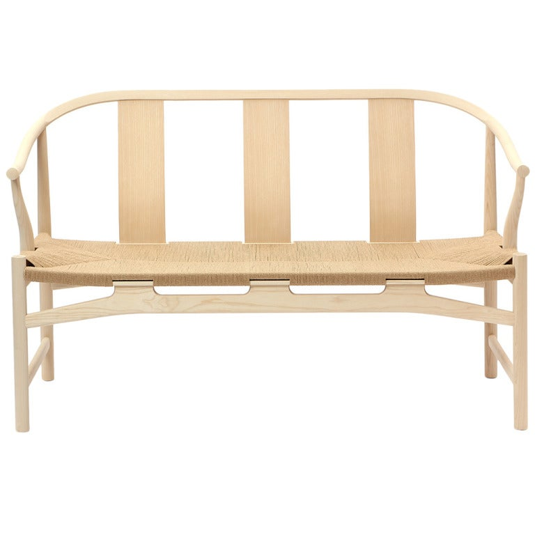 Chinese Bench By Hans J Wegner For Sale At 1stdibs