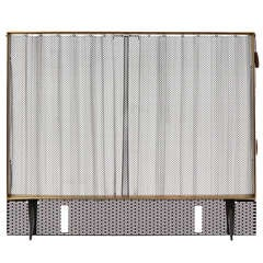 Fire Screen by Donald Deskey for Bennett