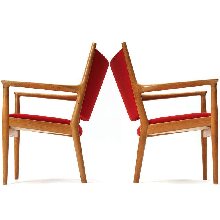 Lounge Chair by Hans J. Wegner 2