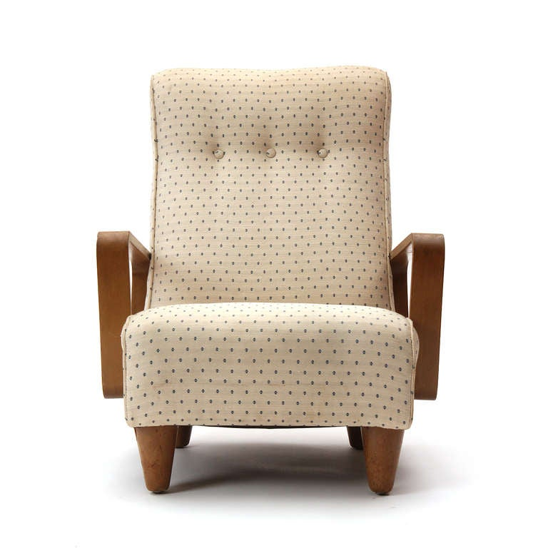 Lounge Chair By Edward Wormley 2