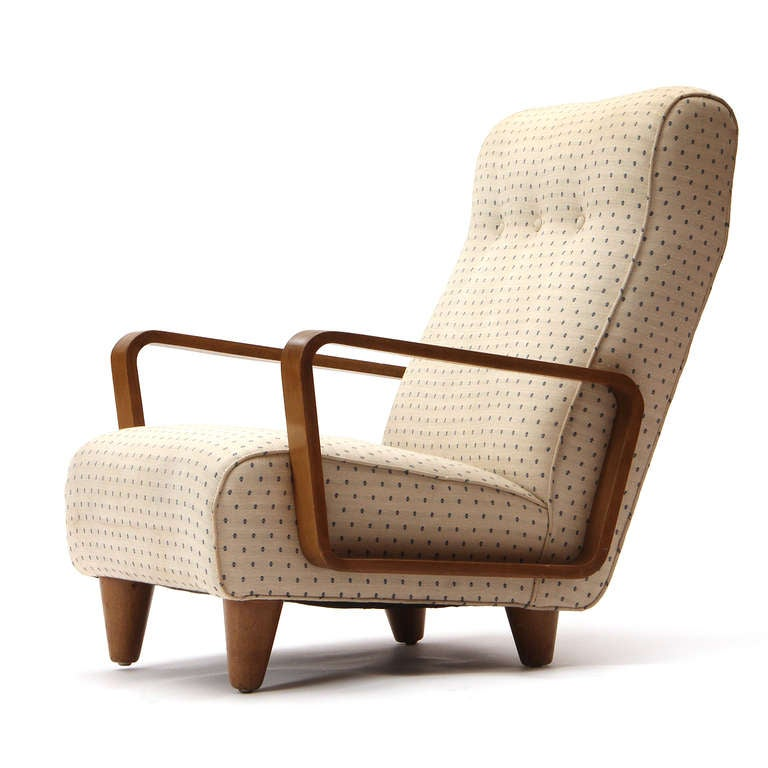 Lounge Chair By Edward Wormley 3