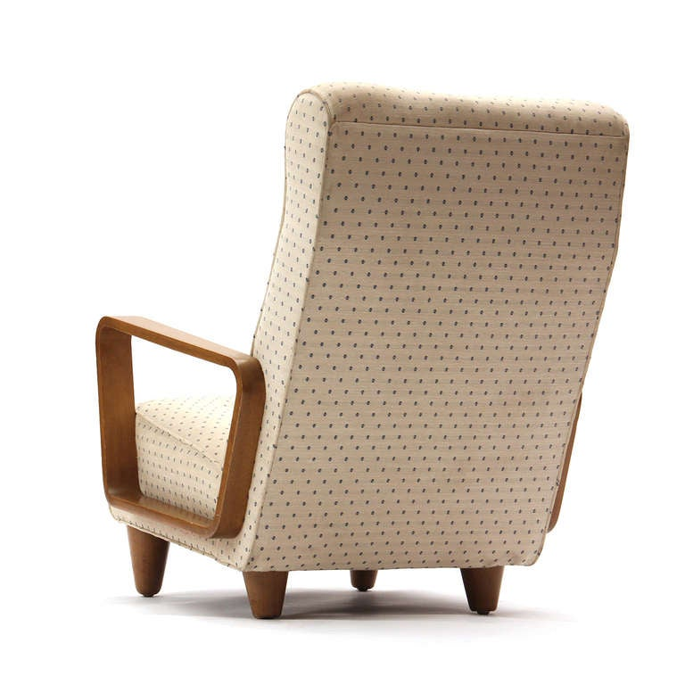 Lounge Chair By Edward Wormley 4