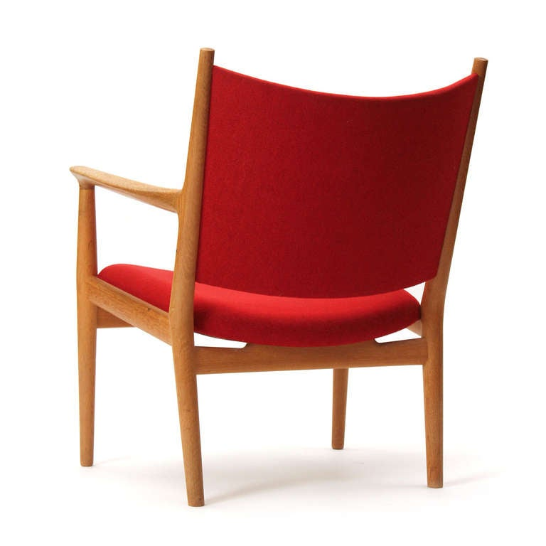 Lounge Chair by Hans J. Wegner 6