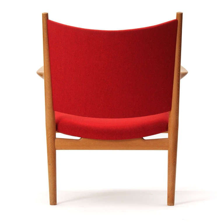 Lounge Chair by Hans J. Wegner 7