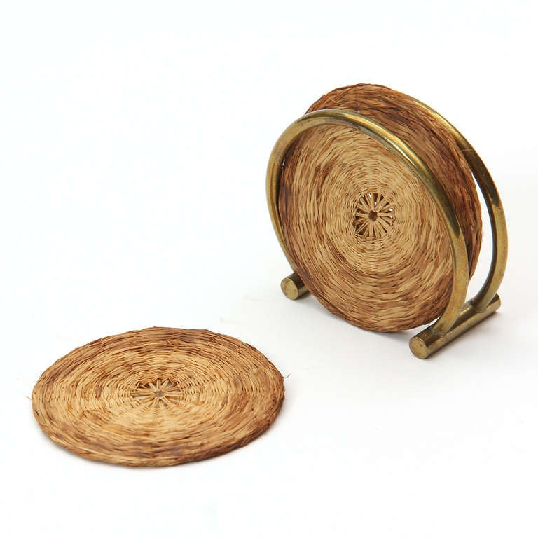 Coasters By Carl Aubock At 1stdibs