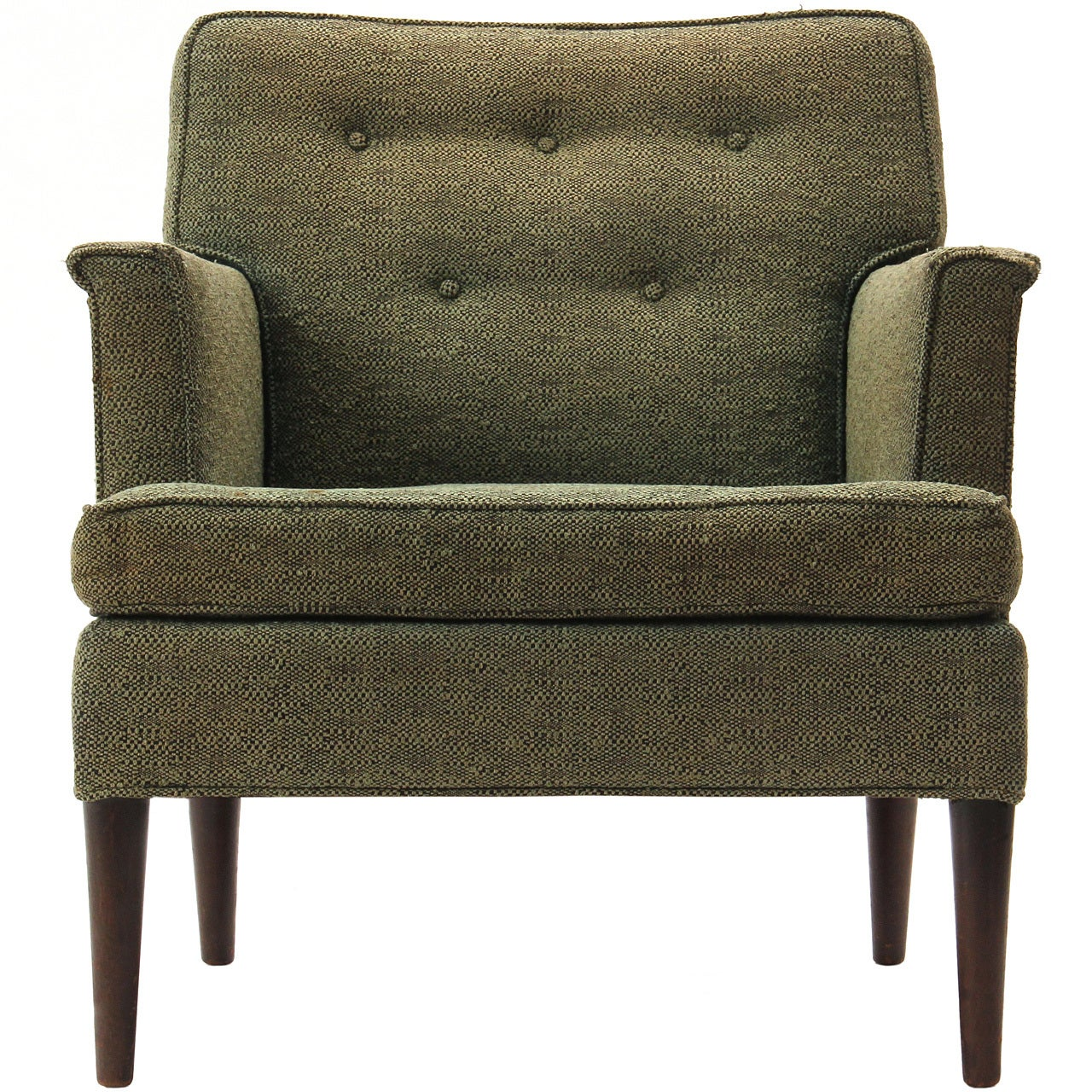 1950s Lounge Chair by Edward Wormley for Dunbar