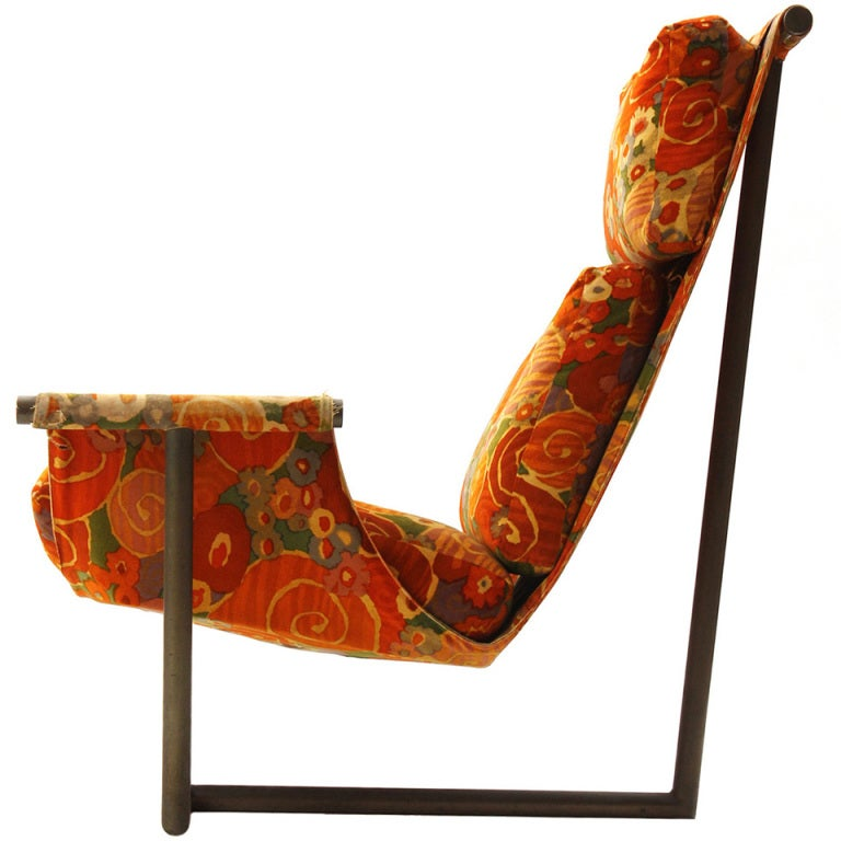 Sling chair by harvey probber