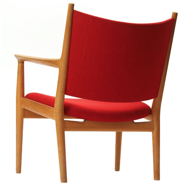 Lounge Chair by Hans J. Wegner 1
