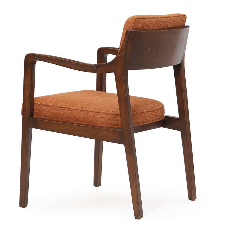 American Armchair by Edward Wormley For Sale