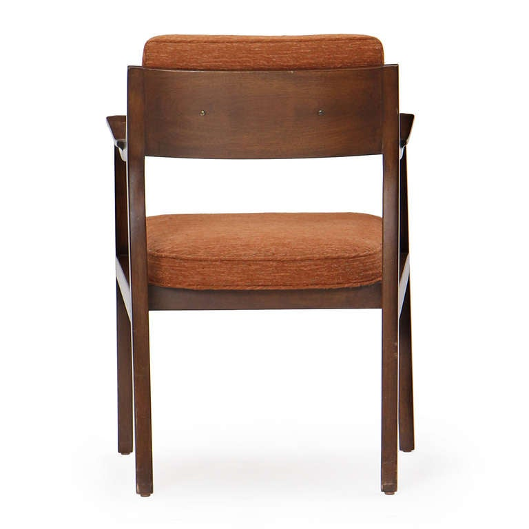 Armchair by Edward Wormley In Good Condition For Sale In New York, NY