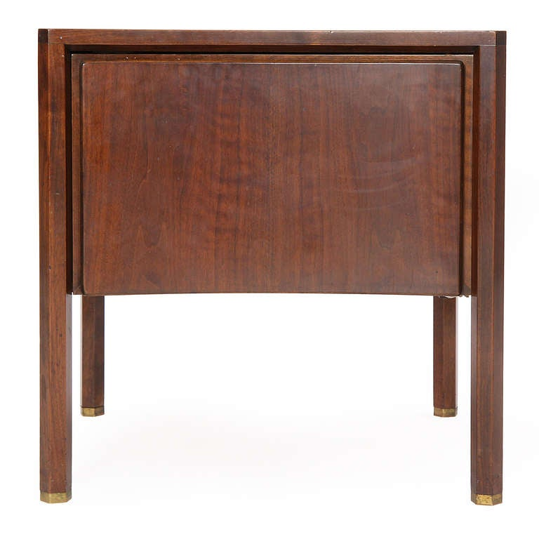Mid-Century Modern Nightstands by Edmond Spence For Sale