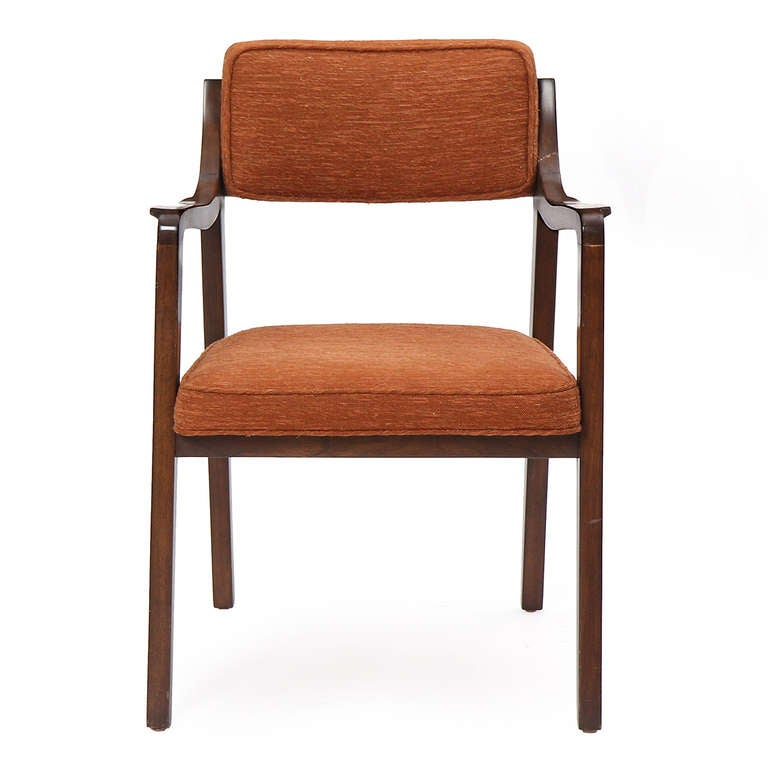 Mid-20th Century Armchair by Edward Wormley For Sale