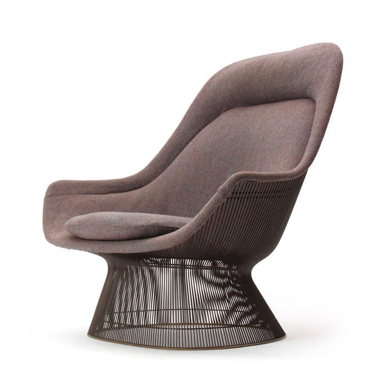 Lounge Chair By Warren Platner At 1stdibs