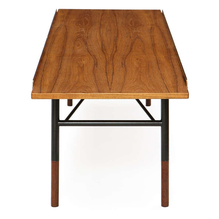 Low Table / Bench by Finn Juhl For Sale 1