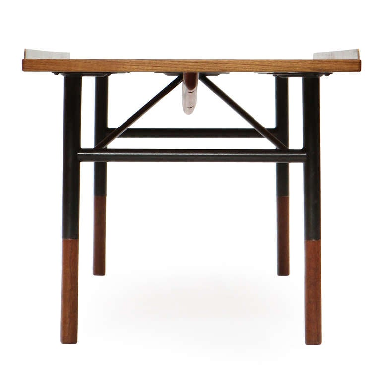 Mid-20th Century Low Table / Bench by Finn Juhl For Sale