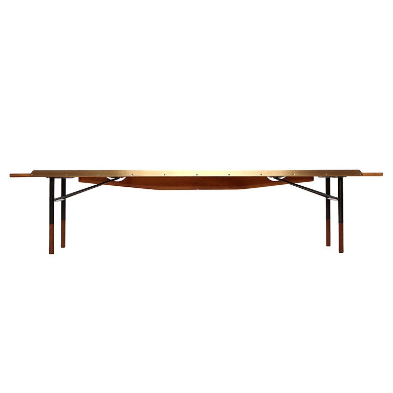 Low Table / Bench by Finn Juhl