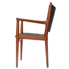 Teak Conference Chair by Hans J. Wegner