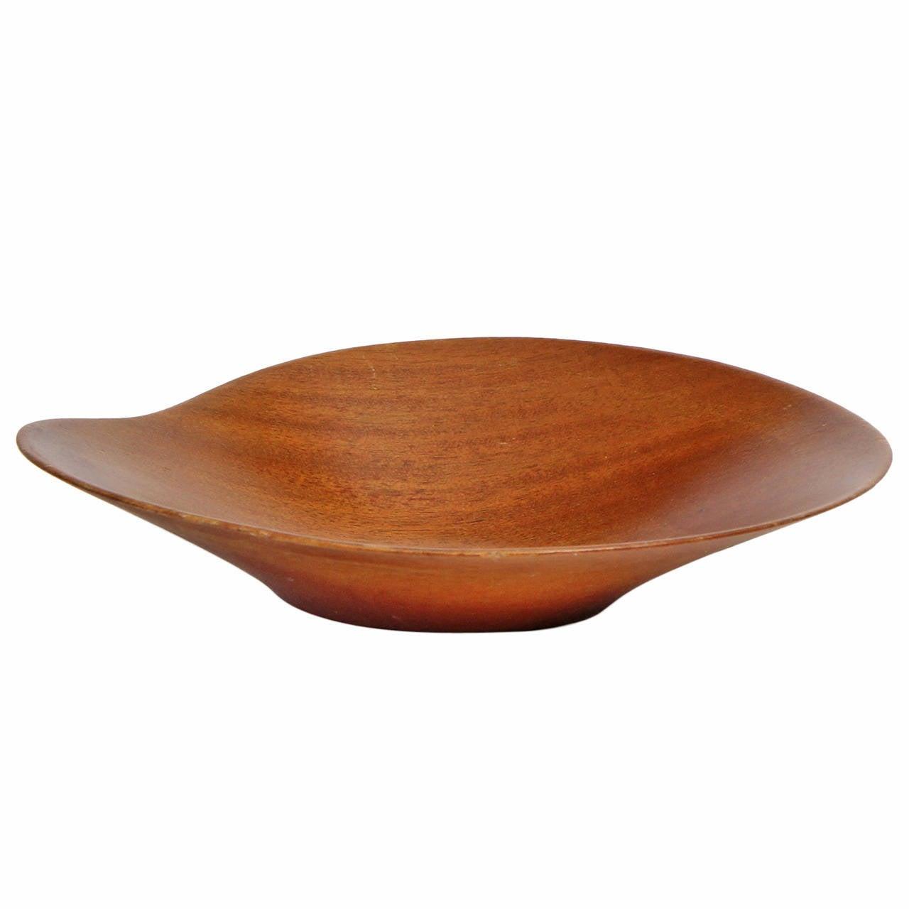 Mahogany Bowl by Rude Osolnik