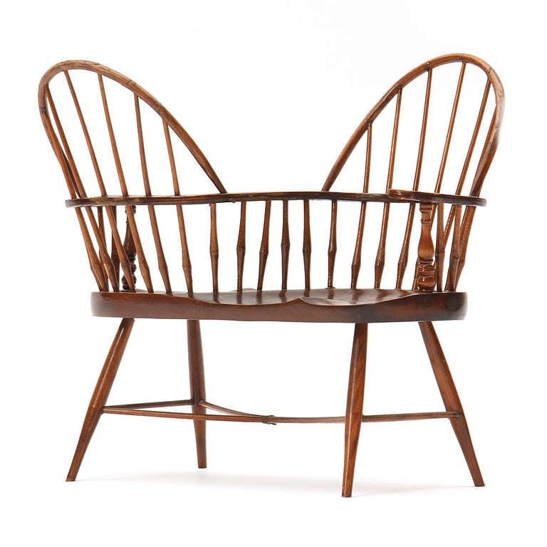 windsor tete a tete model at 1stdibs. Black Bedroom Furniture Sets. Home Design Ideas