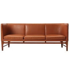 Even-Arm Sofa by Arne Jacobsen