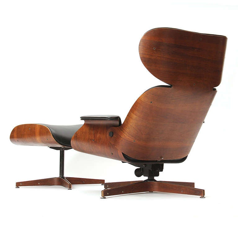 Mid-Century Modern Mr. Chair by George Mulhauser for Plycraft For Sale