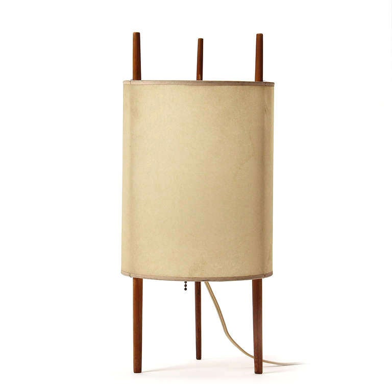 Table Lamp By Isamu Noguchi 3