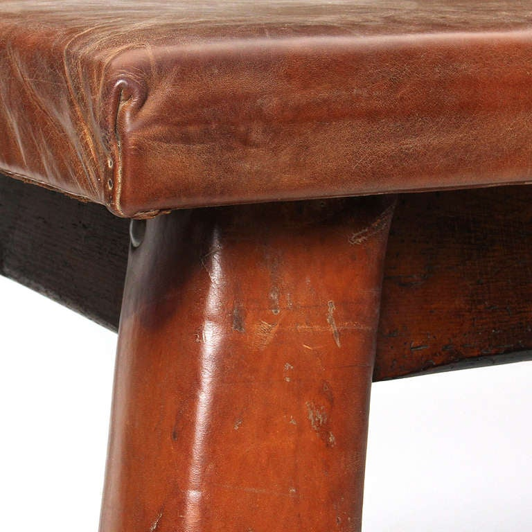 20th Century Gymnastic Bench For Sale