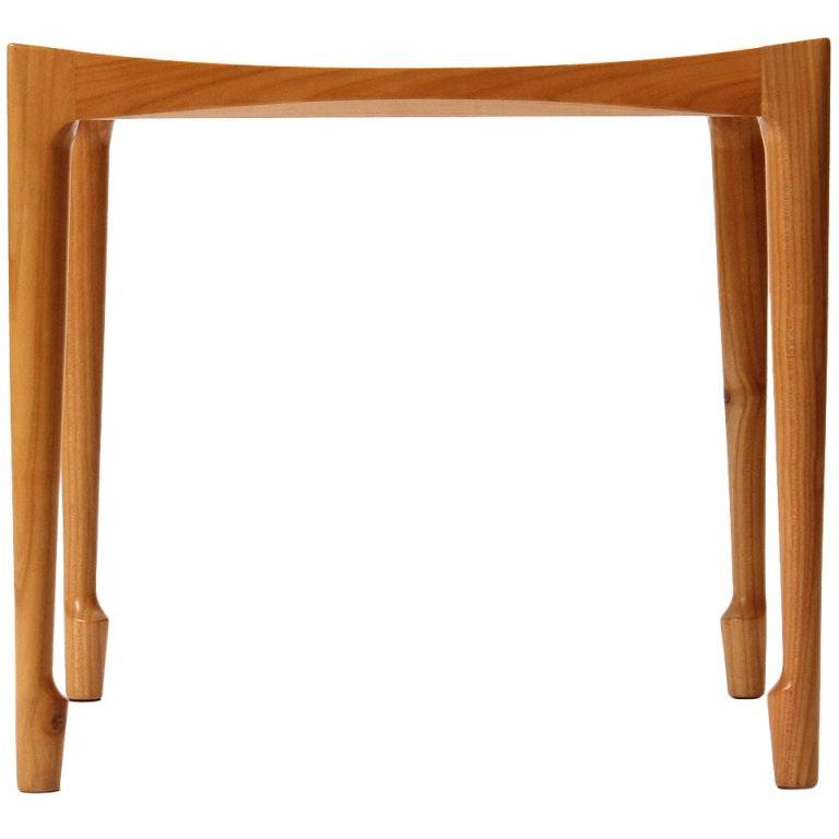 Egyptian Stool By Bernt Petersen At 1stdibs