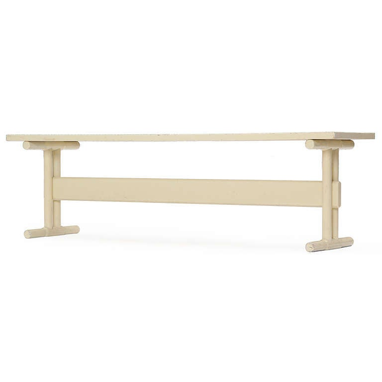 Good Bench Form: Finnish Bench For Sale At 1stdibs