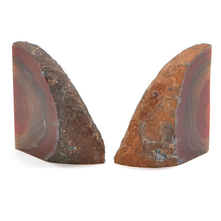 Geode bookends at 1stdibs - Geode bookends ...