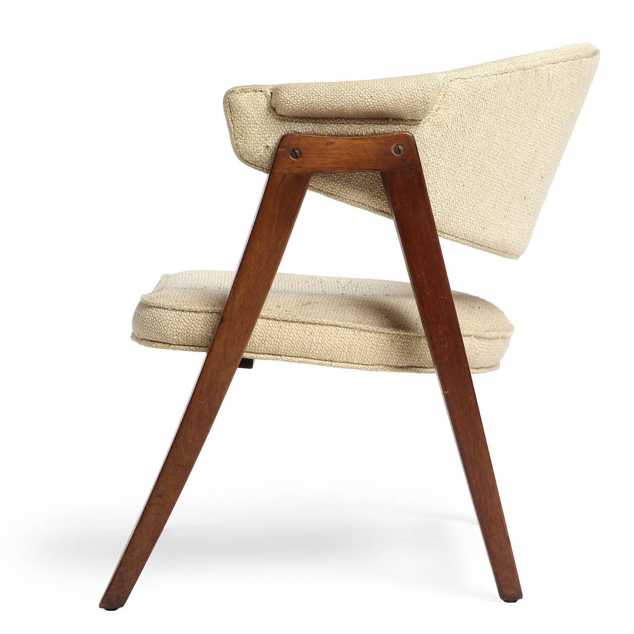 Lounge chair by edward wormley for sale at 1stdibs - Edward wormley chairs ...