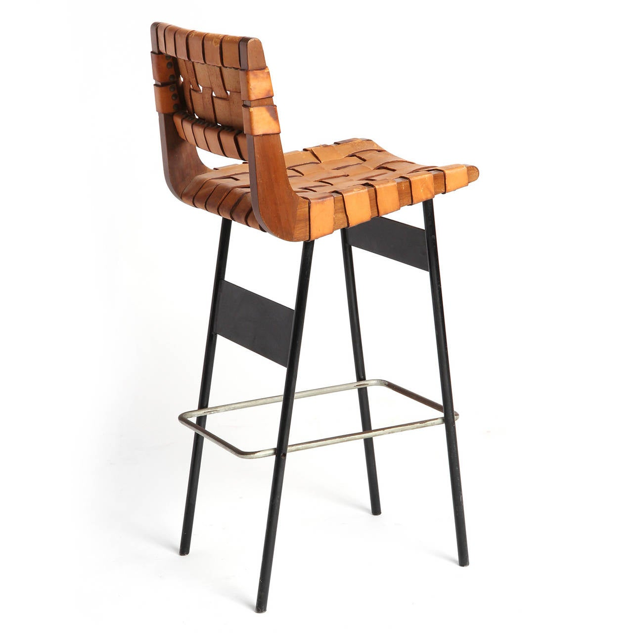 Bar Stool By Knoll For Sale At 1stdibs