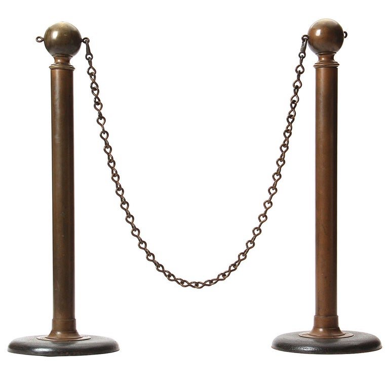 Stanchions For Sale >> Bronze Stanchions