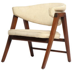 Lounge Chair by Edward Wormley