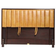 Reclining Full Size Headboard by Edward Wormley