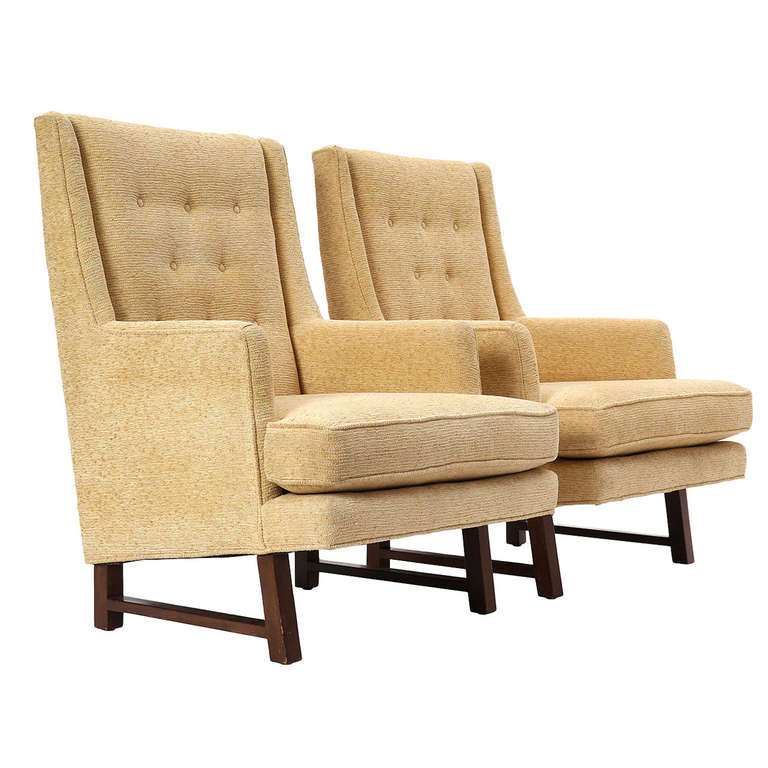 Pair of Mister Lounge Chairs