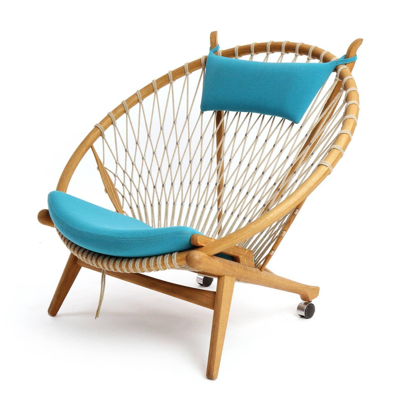 """""""Circle Chair"""" by Hans J Wegner at 1stdibs"""